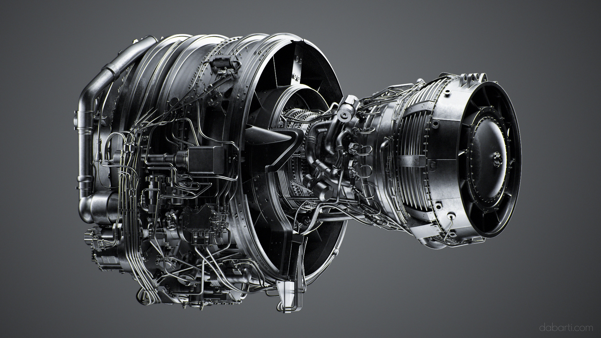 Wallpaper aircraft engine impre media - Jet engine wallpaper ...